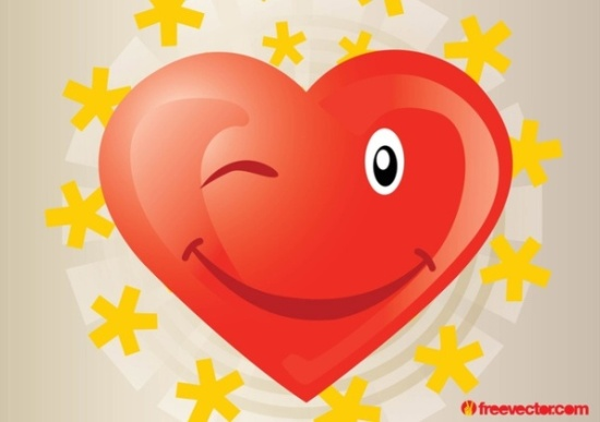 FreeVector-Heart-Vector-Cartoon
