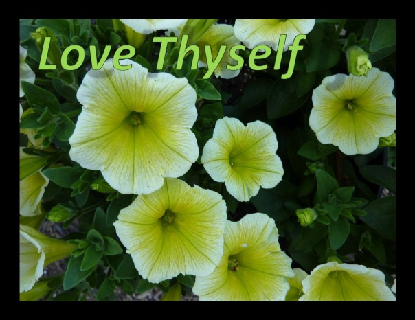love-thyself